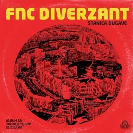 Fnc Diverzant Stanica Dugave Red Edition LP