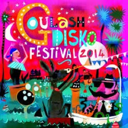Various Artists Goulash Disco Festival 2014 LP
