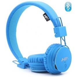 Slušalice Nia Bluetooth, On-Ear, Blue SLUŠALICE