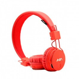 Slušalice Nia Bluetooth, On-Ear, Red SLUŠALICE