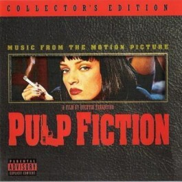 Soundtrack Pulp Fiction CD