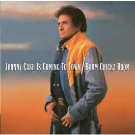 Johnny Cash Johnny Cash Is Com , Boom Chi CD