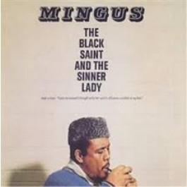 Charles Mingus Black Saint & The Sinner Lady CD