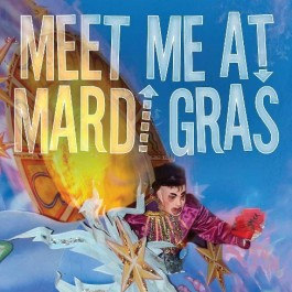 Various Artists Meet Me At Mardi Gras CD