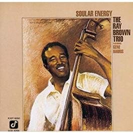 Ray Brown Trio Soular Energy CD