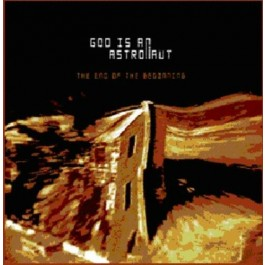 God Is An Astronaut End Of The Beginning CD