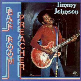 Jimmy Johnson Bar Room Preacher CD