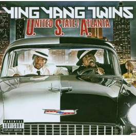 Ying Yang Twins United State Of Atlanta CD