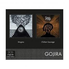 Gojira Magma, Lenfant Sauvage CD2