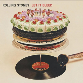 Rolling Stones Let It Bleed 50Th Anniversary CD