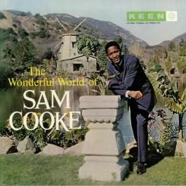Sam Cooke Wondeful World Of Sam Cooke LP
