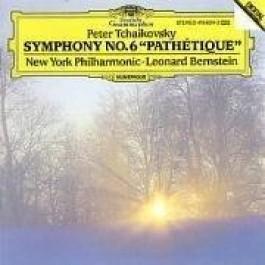 Bernstein Ny Symphony Orchestr Symphony No. 6 Op. 74 - Pathet CD