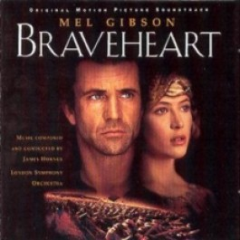 Soundtrack Braveheart CD