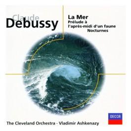 Vladimir Ashkenazy Cleveland Orchestra Debussy La Mer CD