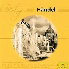 Various Artists Best Of Handel CD