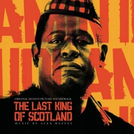 Soundtrack Last King Of Scotland CD