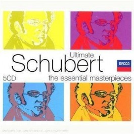 Various Artists The Ultimate Schubert CD