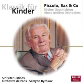 Various Artists Klassik Fur Kinder Piccolo, Sax Co. CD
