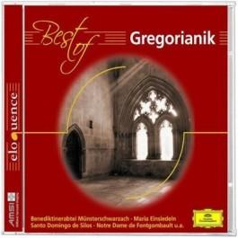 Various Artists The Best Of Gregorianik CD