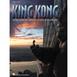 Soundtrack King Kong CD