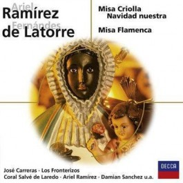 Various Artists Ramirez Misa Criolla, De Latorre Misa Flamenca CD