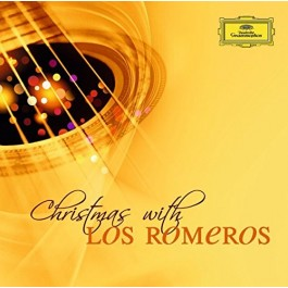 Los Romeros Christmas With Los Romeros CD