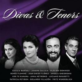 Various Artists Divas & Tenors CD2