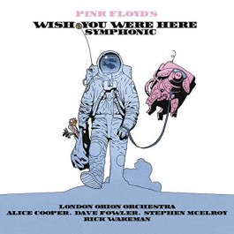 London Orion Orchestra Pink Floyds Wish You Were Here Symphonic CD