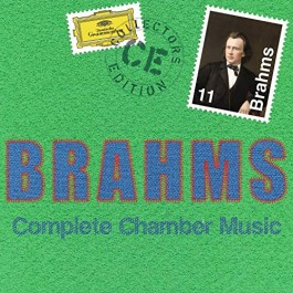 Various Artists Brahms Complete Chamber Music CD11
