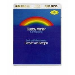 Herbert Von Karajan Mahler Symphonie Nr.5 High Quality Audio BLU-RAY