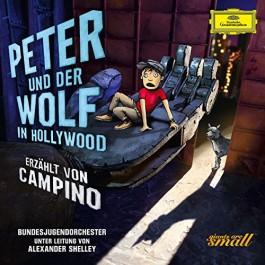 Alexander Shelley Bundesjugendorchester Prokofiev Peter Un Der Wolf In Hollywood CD