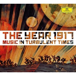 Various Artists The Year 1917 - Music In Turbulent Times CD2