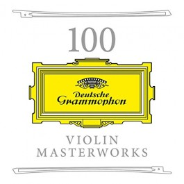 Various Artists 100 Violin Masterworks CD5