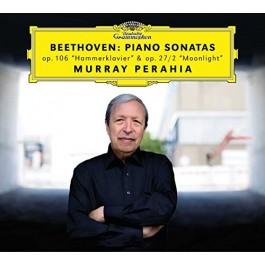 Murray Perahia Beethoven Piano Sonatas CD