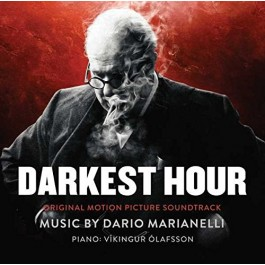 Soundtrack Darkest Hour Music By Dario Marianelli, Piano By Vikingur Olafsson CD
