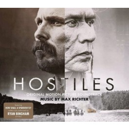 Soundtrack Hostiles Music By Max Richter CD