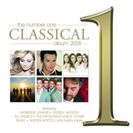 Various Artists Number 1 Classical Album 2008 CD