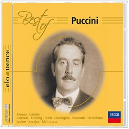 Various Artists Best Of Puccini CD