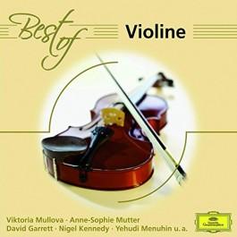 Various Artists Best Of Violine CD