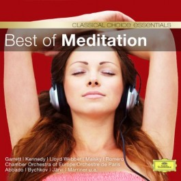 Various Artists Best Of Meditation CD