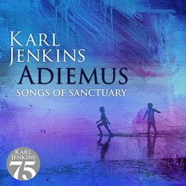 Karl Jenkins Adiemus Songs Of Sanctuary Remaster CD