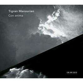 Tigran Mansurian Con Anima CD