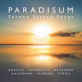 Various Artists Paradisum Serene Sacred Songs CD2