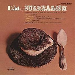 Antal Dorati London Symphony Orchestra Dada, Surrealism LP