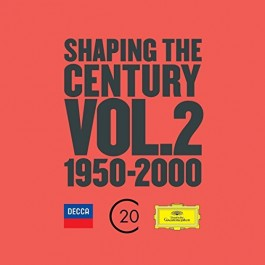 Various Artists Shaping The Century Vol.2 1950-2000 CD26
