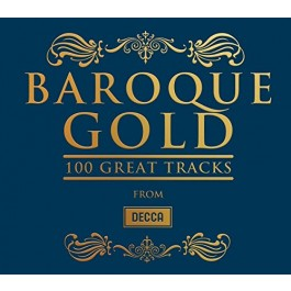 Various Artists Baroque Gold 100 Great Tracks CD6