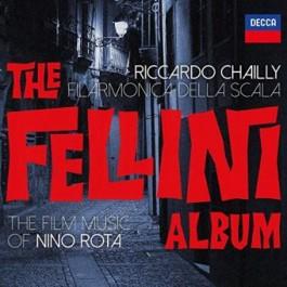 Riccardo Chailly Filarmonica Della Scala Fellini Album CD
