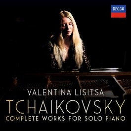 Valentina Lisitsa Tchaikovsky Complete Works For Solo Piano CD10