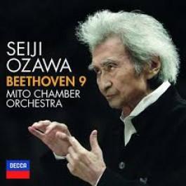Seiji Ozawa Mito Chamber Orhestra Beethoven Symphony No.9 CD