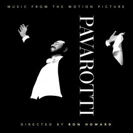 Soundtrack Pavarotti Film By Ron Howard CD